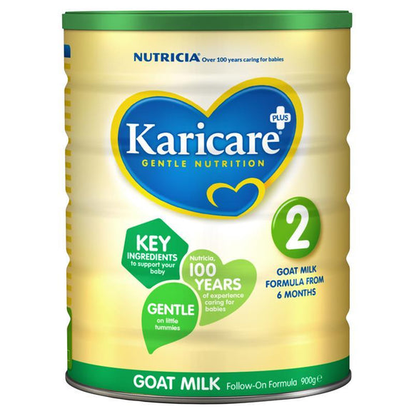 Karicare+ Goats' Milk Follow-On Formula From 6 months 900g