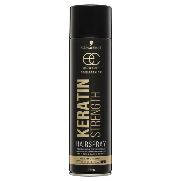 Schwarzkopf Extra Care Ultimate Styling Hairspray 250g