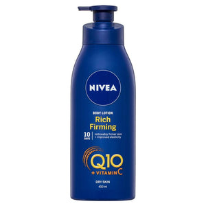Nivea Body Rich Firming Q10 Plus Vitamin C Body Lotion 400ml