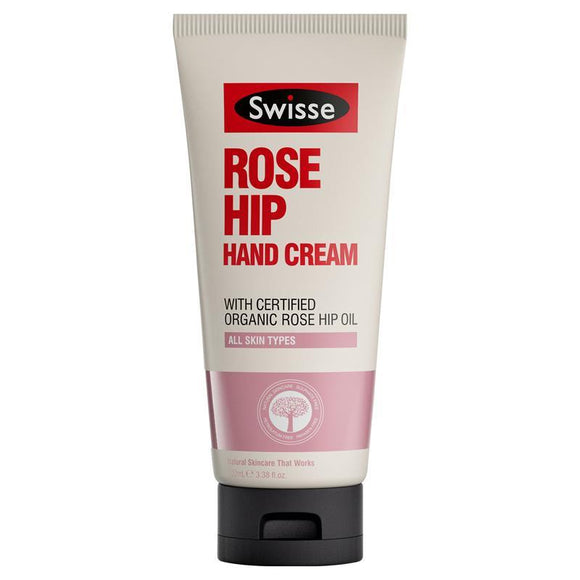 Swisse Rose Hip Hand Cream 100ml