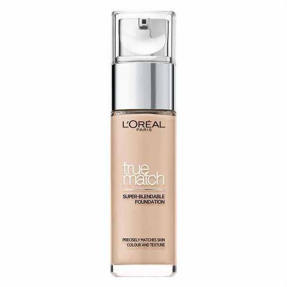 L'Oreal True Match Foundation Ivory Rose