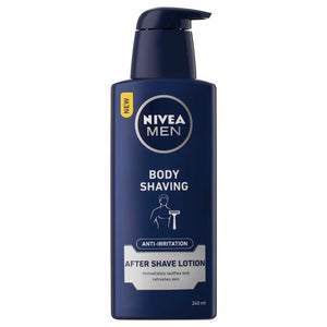 Nivea Men Protect and Care Body Shaving After Shave Lotion 240ml
