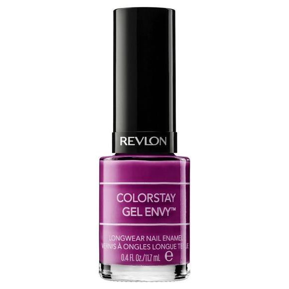Revlon Colorstay Gel Envy Longwear Nail Enamel Berry Treasure