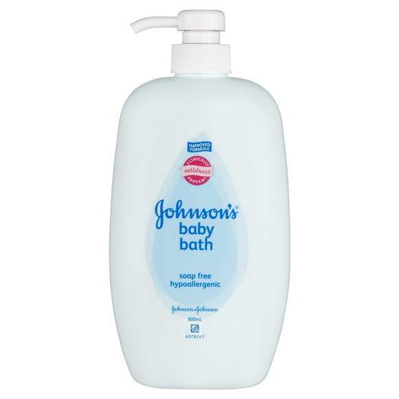 Johnson's Baby Bath 800mL
