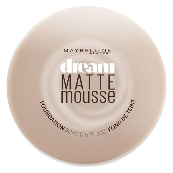 Maybelline Dream Matte Mousse Makeup Nude