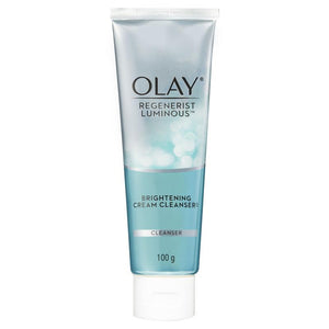 Olay Regenerist Luminous Brightening Cream Cleanser 100g