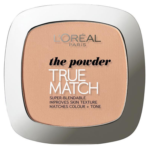 L'Oreal True Match Powder D5W5 Golden Sand