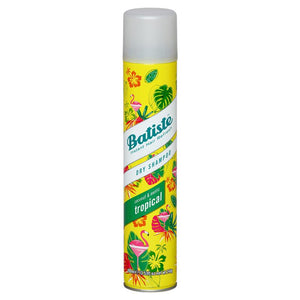 Batiste Tropical Dry Shampoo 400ml