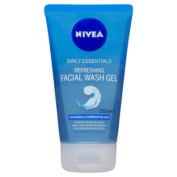 Nivea Visage Daily Essentials Refreshing Wash Gel 150ml