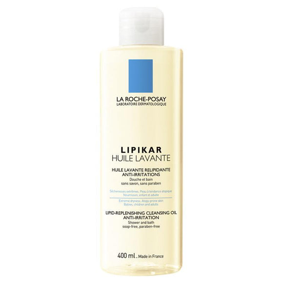 La Roche-Posay Lipikar Cleansing Oil 400ml