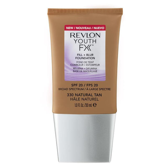 Revlon Youth FX Foundation Natural Tan