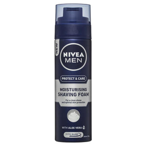 Nivea for Men Shaving Foam Moisturising 200ml