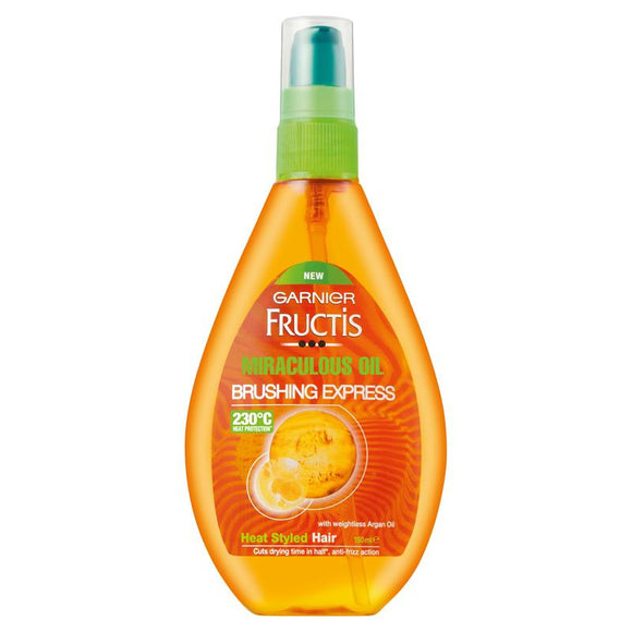 Garnier Fructis Brushing Express Oil 150ml
