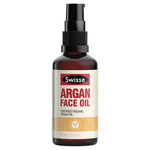 Swisse Argan Face Oil 50ml