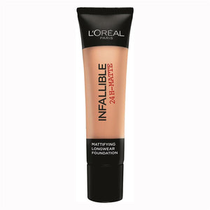 L'Oreal Infallible Matte Foundation 30 Honey 35ml