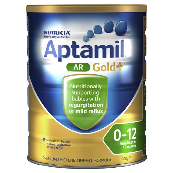 Aptamil AR Thickened Infant Formula From Birth 0-12 Months 900g