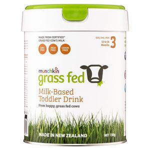 Munchkin Grass Fed Milk-Based Toddler Drink Stage 3 730g Online Only