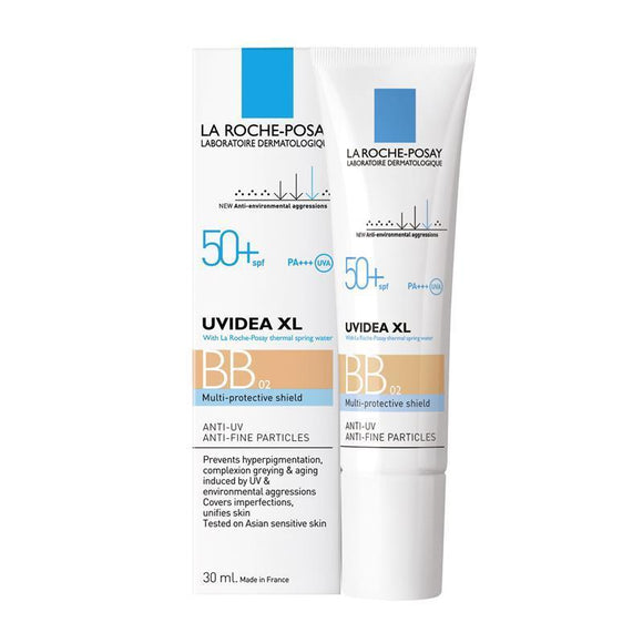 La Roche-Posay Uvidea XL BB Cream Shade 02 SPF 50+ 30ml