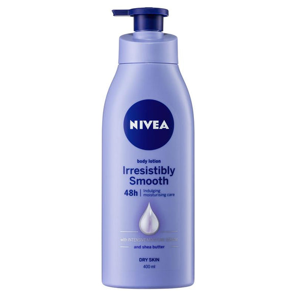 Nivea Body Irresistibly Smooth 400ml