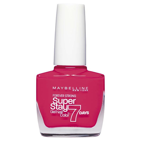 Maybelline Superstay 7 Day Nails 490 Hot Salsa