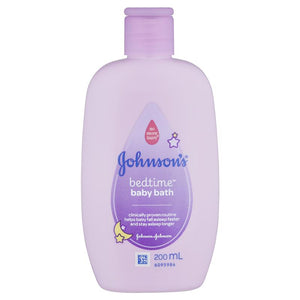 Johnson's Baby Bath Bedtime Hypoallergenic 200mL