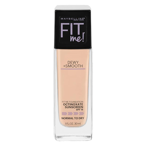 Maybelline Fit Me Foundation Ivory
