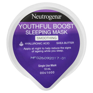 Neutrogena Youthful Boost Smoothing Sleeping Mask 10mL