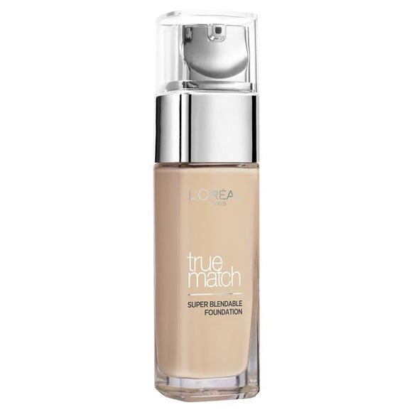 L'Oreal True Match Foundation 3W Golden Beige 30ml