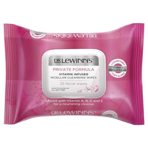 Dr LeWinn's Private Formula Vitamin Infused Micellar Wipes 25