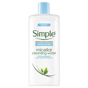 Simple Water Boost Micellar Cleansing Water 400ml