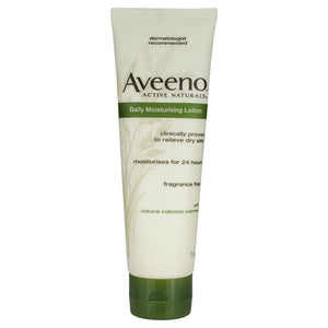 Aveeno Active Naturals Daily Moisturising Fragrance Free Lotion 71mL Travel Size
