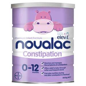 Novalac IT Constipation Infant Formula 800g