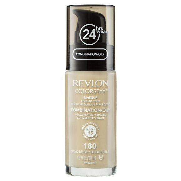 Revlon ColorStay Makeup with Time Release Technology for Combination/Oily Sand Beige