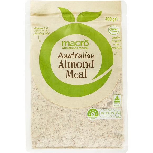 Macro Almond Meal 400g