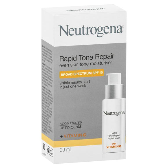 Neutrogena Rapid Tone Repair Moisturiser SPF15 29ml
