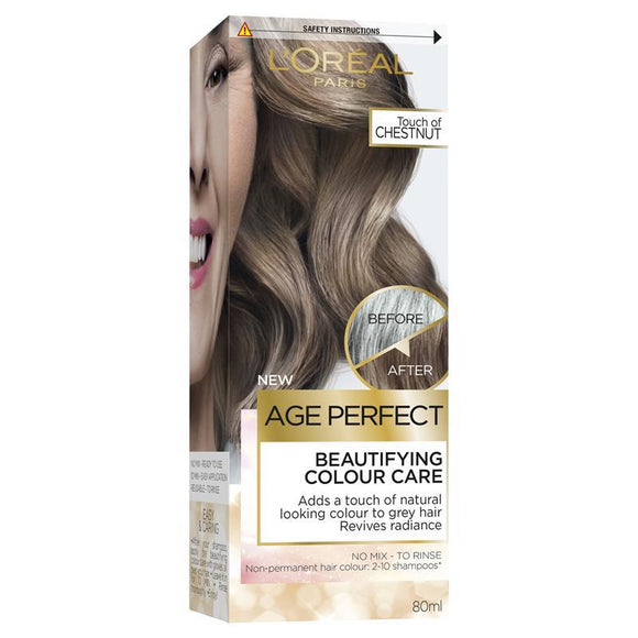 L'Oreal Age Perfect Beautifying Care 4 Chestnut