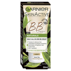 Garnier Youthful Radiance Skin Perfector BB Cream Natural Origin Light 50ml