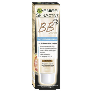 Garnier Youthful Radiance BB Cream Oil Free Medium 40ml