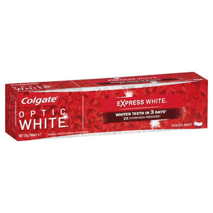 Colgate Optic White Express White 125g