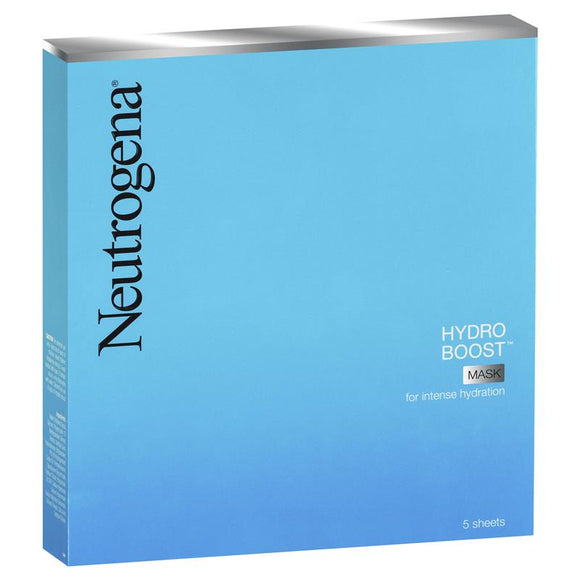 Neutrogena Hydro Boost Mask 5 Piece