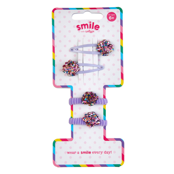 Smile Shells Multi Hair Pack = MIX