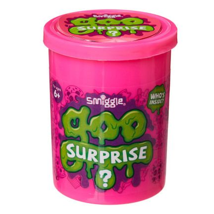 Smiggle Goo Surprise = PINK