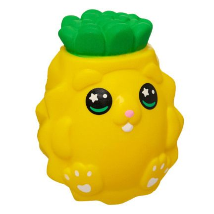 Smiggle Squishies Series 2 = PINEAPPLE