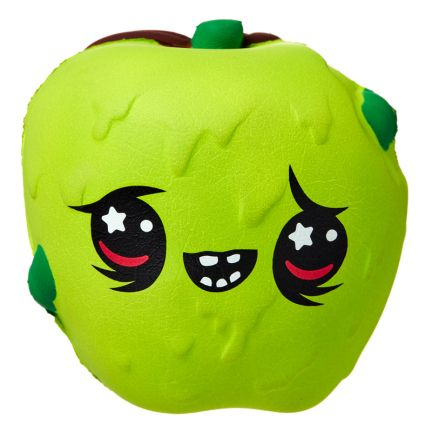 Smiggle Squishies Series 3 = APPLE