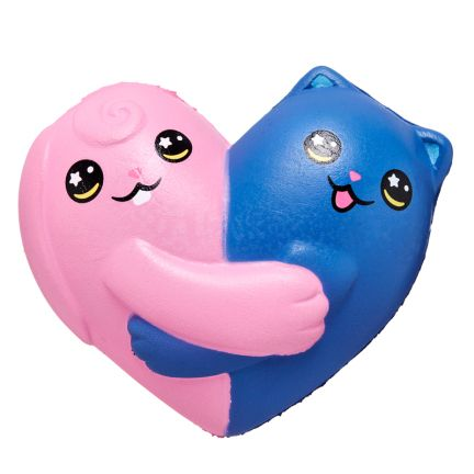 Smiggle Squishies Series 3 = HEARTS