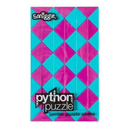 Smiggle Python Puzzle Game = PURPLE