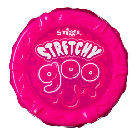 Stretchy Goo = PINK