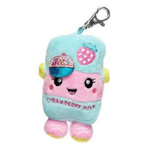 Smiggle Characters Bestie Keyring = STRAWBERRY