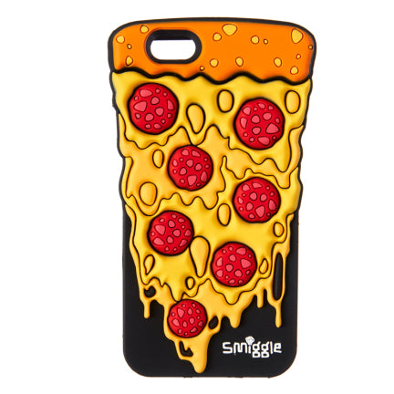 Stylin Silicone Phone Case - Iphone 6 = BLACK