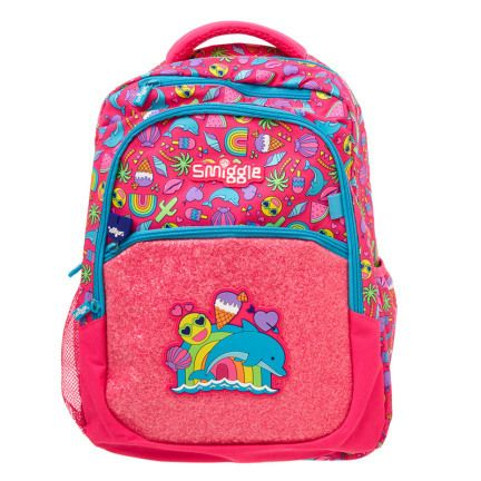 Paradise Backpack = PINK